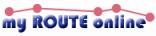 MyRouteOnline Logo